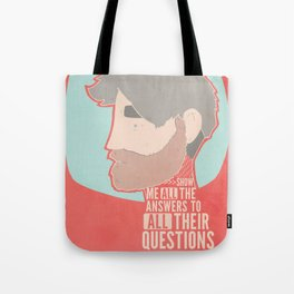 Questions Tote Bag