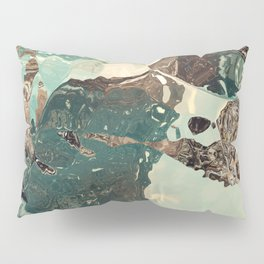 Gateway to something brighter Pillow Sham