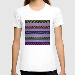 Wavy The Seven T-shirt