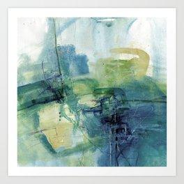 Tao Of Healing No.57E by Kathy Morton Stanion Kunstdrucke