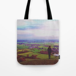 Wandering Britain Tote Bag