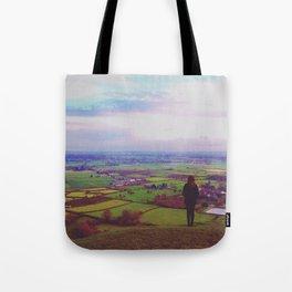 Wandering Britain Tote Bag
