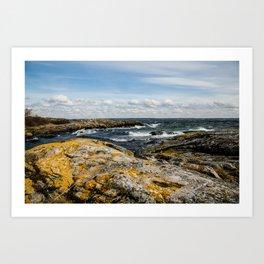 Donso Island, Sweden Art Print