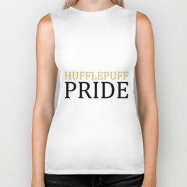 Hufflepuff Pride Biker Tank