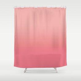 Gradient Ombre Colors #3 Shower Curtain