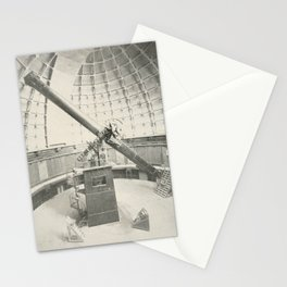 The Adolfo Stahl lectures in astronomy (1919) - The 36-inch Refractor, Lick Observatory Stationery Cards