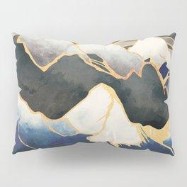 Ice Mountains Pillow Sham