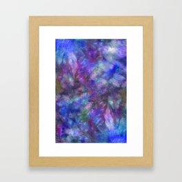 Blue Moon Framed Art Print