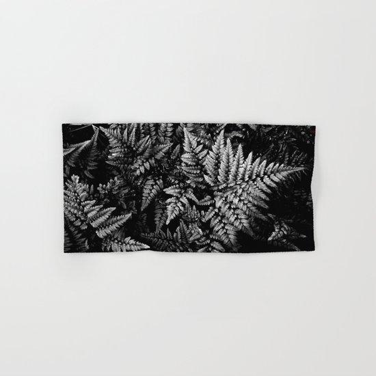 Forest Ferns Hand & Bath Towel