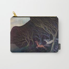 Adventures in the Dark Woods Carry-All Pouch