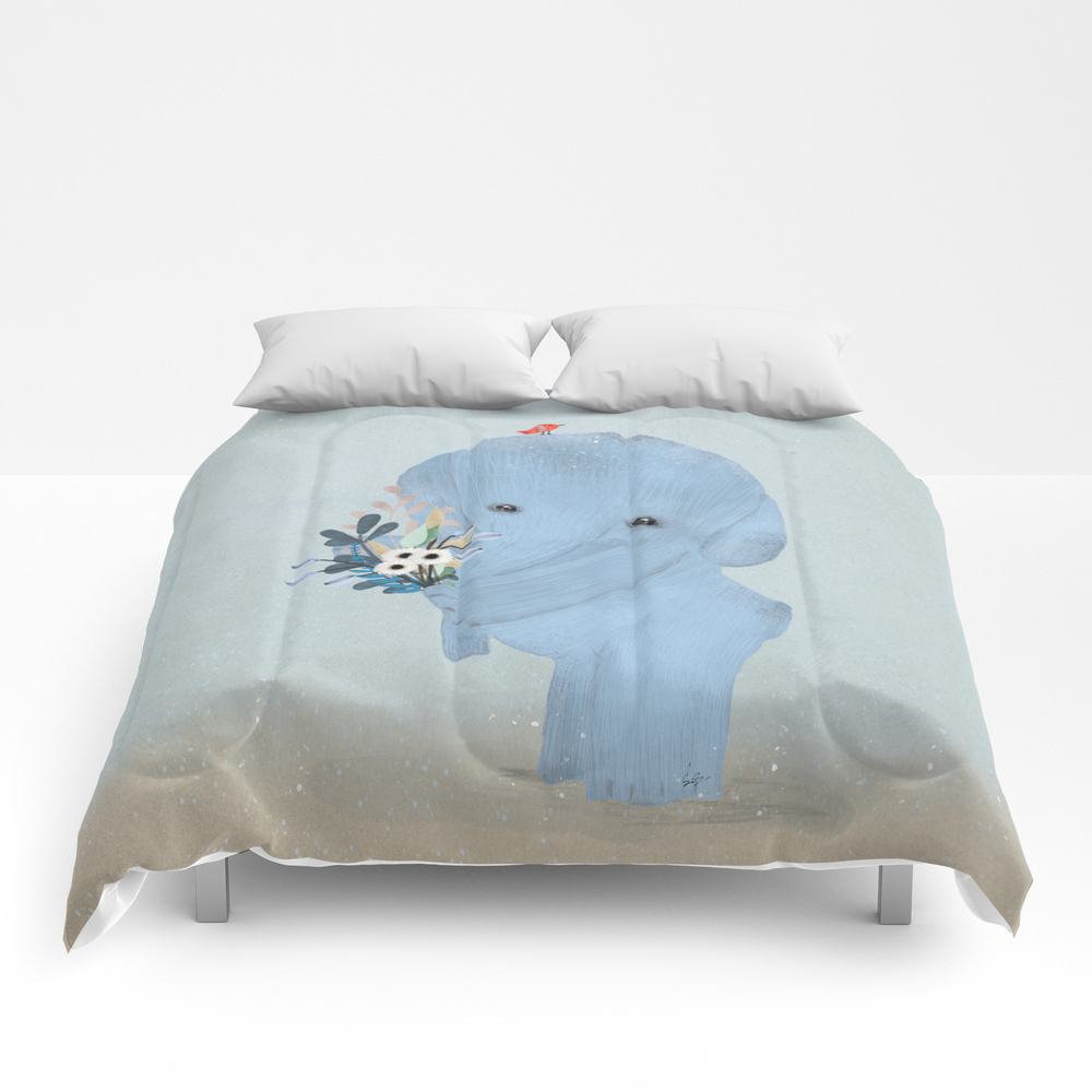 A Little Love Comforter by Bribuckley CMF8787550