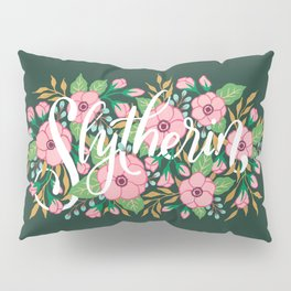 Slytherin Pillow Sham