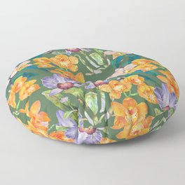 Mix Orchid plants - GBG Floor Pillow