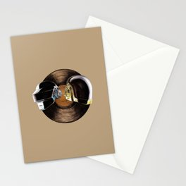"""""""Give Life Back to Music"""" Stationery Cards"""