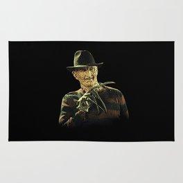 Freddy Krueger - Elm Street Rug