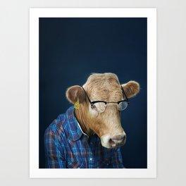 Geekow Art Print