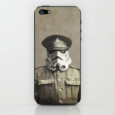Sgt. Stormley  iPhone & iPod Skin