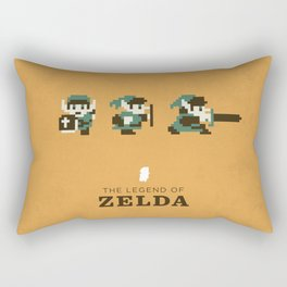 The Legend of Zelda Rectangular Pillow