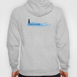 Long Island - New York. Hoody