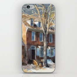 As Winter Melts Into Spring iPhone Skin