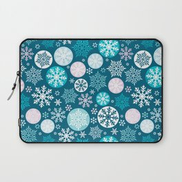 Magical snowflakes IV Laptop Sleeve