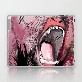 The gorilla  Laptop & iPad Skin