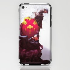 Kings of Heaven and Hell iPhone & iPod Skin