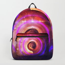 The Surreal Lighthouse at the End of the Universe Backpack