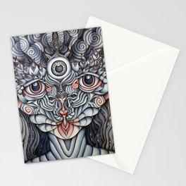 Dreamtime Companion Stationery Cards