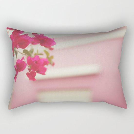 Bougainvillea Rectangular Pillow