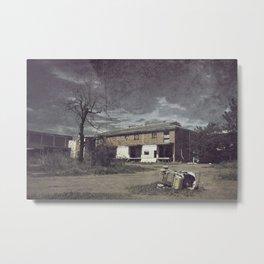 Dead & Gone Metal Print