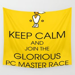 Glorious PC Master Race Wall Tapestry