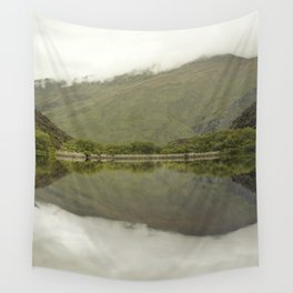 Reflections from Diamond Lake Wall Tapestry