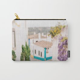 Wisteria Street Carry-All Pouch