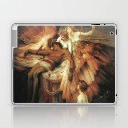 Mourning for Icarus - Draper Herbert James Laptop & iPad Skin
