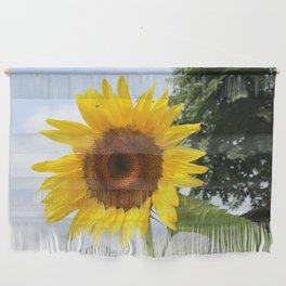 une seule fleur Wall Hanging