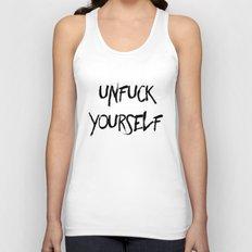 Unfuck Yourself Unisex Tank Top