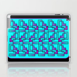 Modern Zuni Contemporary Artwork Laptop & iPad Skin