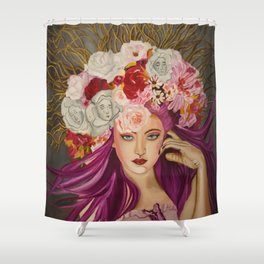 Truth of Life Shower Curtain