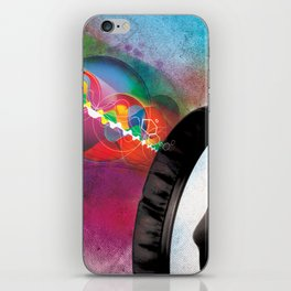 feeling sound iPhone Skin