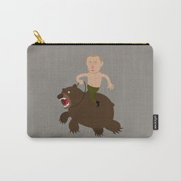 Putin Rider Carry-All Pouch