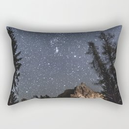 Orion | Nature and Landscape Photography Rectangular Pillow
