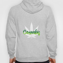 Cannabis | Marijuana Weed Pot Head Gifts Hoody