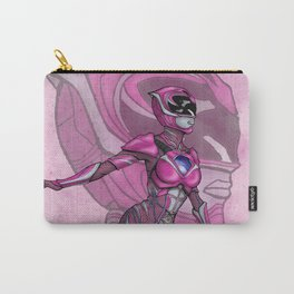 Go Go Pink Carry-All Pouch