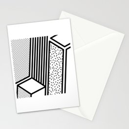 NEO MEMPHIS 15 Stationery Cards