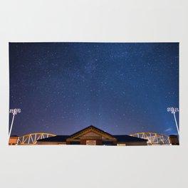 Ithaca Stadium Rug
