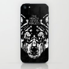The North Never Forgets iPhone & iPod Skin
