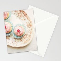 Sweet Cupcakes II Stationery Cards
