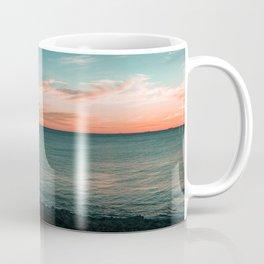 North Beach Sunsets Coffee Mug