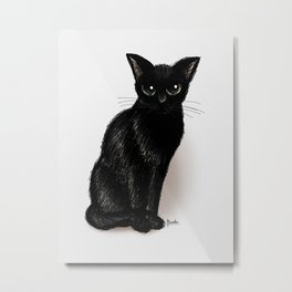 Real Whim Metal Print